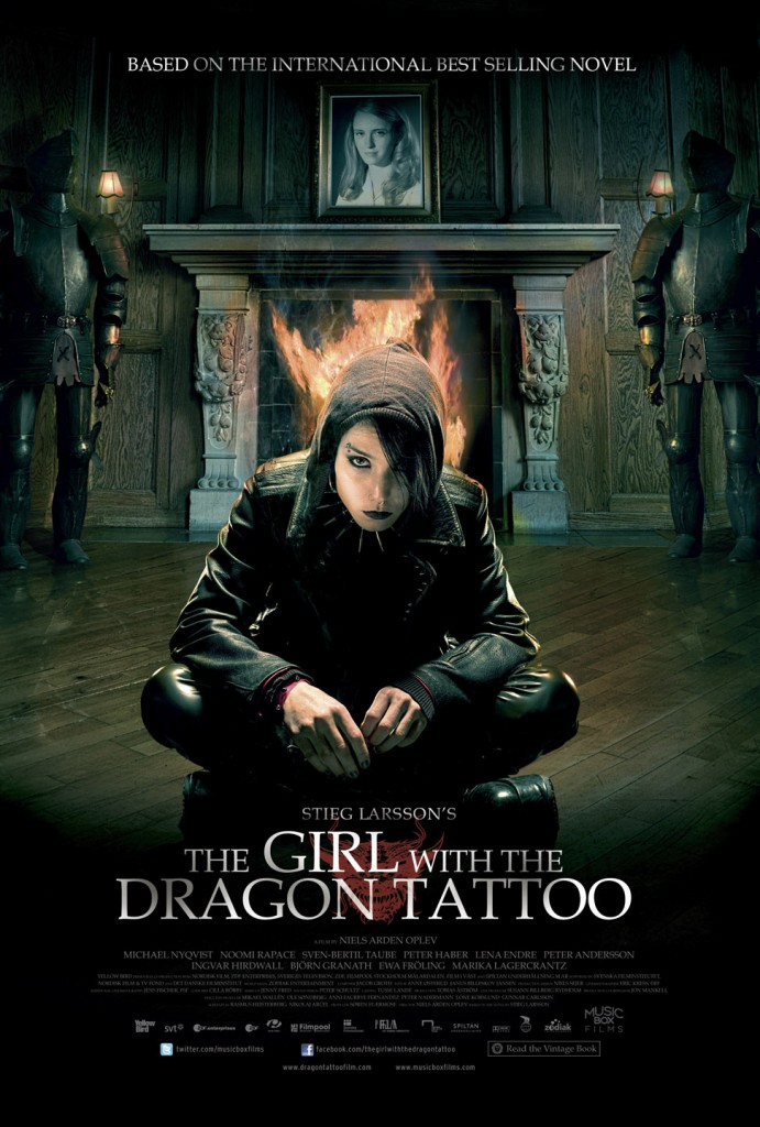 The Girl With the Dragon Tattoo Directed by Niels Arden Oplev