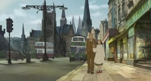 Edinburgh-Princes-Street-1950s-The-Illusionist-Sylvain-Chomet